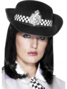 Police Lady Hat