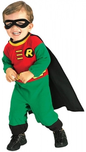 Toddlers Robin Costume