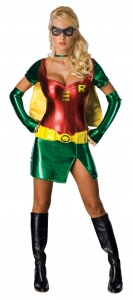 Womans Robin Costume
