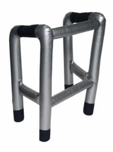 Inflatable Walking / Zimmer Frame