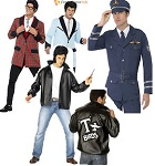 1940s & 50s Mens costumes