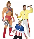 1980s & 90s Mens costumes
