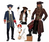 Mens Pirates