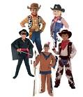 Boys Wild West Fancy Dress