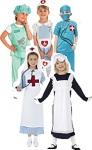 Girls Occupational Fancy Dress