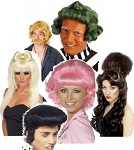 Character, TV & Film Wigs