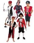 Boys Pirate Fancy Dress