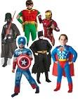 Super Heroes Fancy Dress