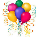 Balloons and Decorations