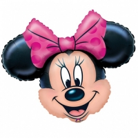 Minnie Mouse SuperShape Foil Balloon Disney Birthday Party Decoration
