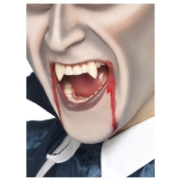 Halloween Fancy Dress Vampire Dracula Teeth Caps / Fangs