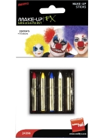 Fancy Dress accessories make up sticks