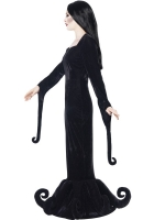 Ladies Halloween Morticia Duchess Costume