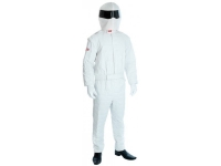 The Stig Racing Driver Top Gear Male Fancy Dress Costume