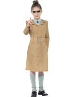 Roald Dahl Matilda Miss Trunchball girls costume