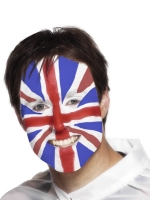Fancy Dress Union Jack Make up set 3 colour pallet