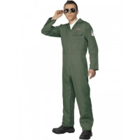 Aviator Top Gun Costume