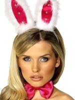 Hen Night Bunny Set - Pink & White