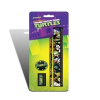 Teenage mutant ninja turtles stationary set party bag filler