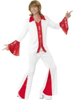 1970's Super Trooper Disco Man Costume