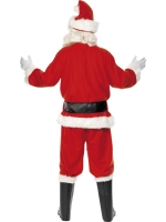 Deluxe Adults Santa Suit
