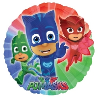 PJ Masks Foil Balloon Birthday Party Celebration Decoration 18""