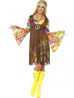 Groovy Lady 60's & 70's Costume