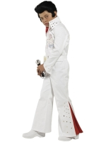 Boys 2 Piece Deluxe Elvis Costume