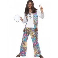 Mens 1960's / 1970's Groovy Hippy Outfit
