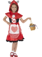 Miss Red Riding Hood Costume