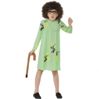 Roald Dahl Mrs Twit World Book Day Girls Fancy Dress Costume
