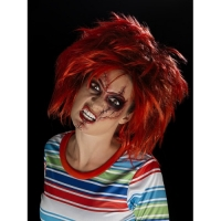 Halloween Fancy Dress Chucky Make-Up Kit