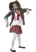 High School Horror School Girl Costume
