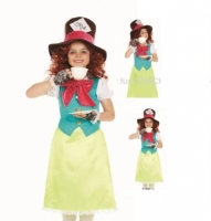 World book day Miss Hatter Costume Alice In Wonderland
