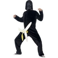 Mens / Ladies King Dong Novelty Gorilla Fancy Dress Costume