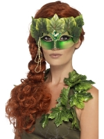 Forest nymph Masquerade Eye Mask Fancy Dress accessory