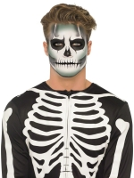 Glow in the Dark Skeleton paint Set
