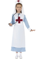 WW1 Girls Nurse Costume