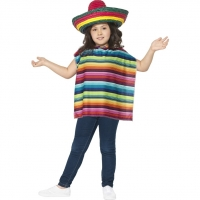 Childrens Fancy Dress Mexican kit