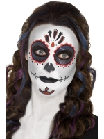 Halloween Accessory day of the dead make up kit
