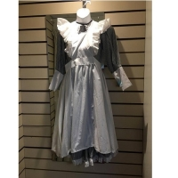 Ladies Historical Victorian Maid Dress Hire Costume