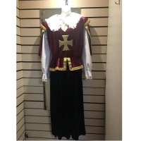 Mens Historical Medieval Knight Hire Costume