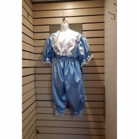 Ladies / Mens Novelty Blue Giant Baby Hire Costume