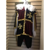 Mens Historical Medieval Hire Costume