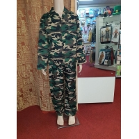 Boys Army Hire Costume