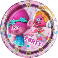 Disney Princess party plates pack of 8