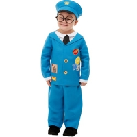 Boys Postman Pat Fancy Dress Costume