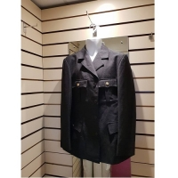 Mens Navy Jacket Hire Costume