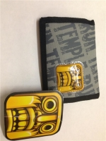Boys Temple Run Wallet Gift or party bag filler