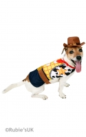 Fancy Dress animal Woody dog costume